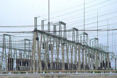 中新天津生态城智能电网综合示范工程110KV和畅路站